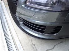 RS6 (セダン)mtm Front Carbon Lip Spoilerの単体画像