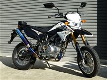 D-TRACKER125BEET JAPAN NEW NASSERT-Rの全体画像