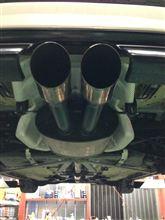 MINI Roadster純正 JCWマフラーの単体画像