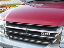 パジェロイオ三菱自動車(純正) パジェロイオ純正メッキグリルの単体画像