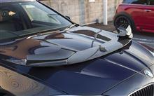 5シリーズ セダンBMW M Performance カーボン・フロント・スプリッターの全体画像