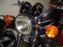 Z750Fourカワサキ(純正) ヘッドライトの単体画像