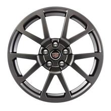 "CTS スポーツワゴンGM(純正) Cadillac CTS V-Series 19"" Wheel Front/ Rear Graphite の単体画像"