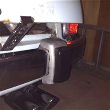 フィアット500 (ハッチバック)Fiat バンパーガードの単体画像