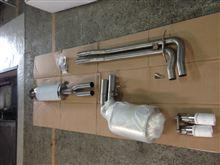 XC70BSR Sports Flow Kit for V70Rの単体画像