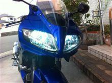 SV1000SAutoSite HIDリレーレス バイク用55wH4Hi/Lo 6000kの単体画像