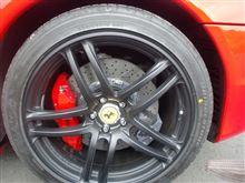 フェラーリ F430 (クーペ)YOKOHAMA YOKOHAMA WHEEL AVS MODEL T5 for European Carsの単体画像
