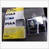 PIAA PLASMA ION YELLOW 2500K H3