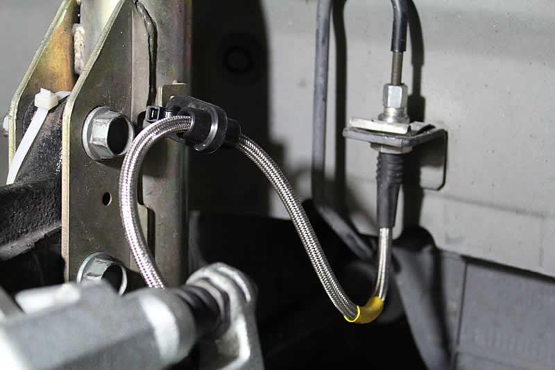 ENDLESS Ewig Ewig Premium Brake Line スイベルレーシング