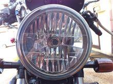ブロス400RAYBRIG / スタンレー電気 マルチリフレクターヘッドランプ クリアの単体画像