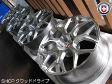 エスカレードHRE Performance Wheels  P90L Monoblok 1-Pieceの全体画像