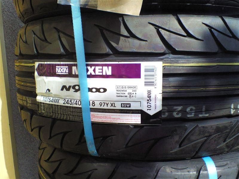 NEXEN N9000 245/40R18