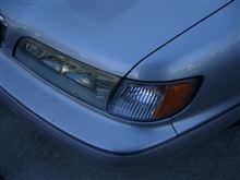IINFINITI ヘッドライト&サイドマーカーの単体画像