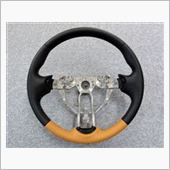 Leather Custom FIRST NV350用カスタムステアリング