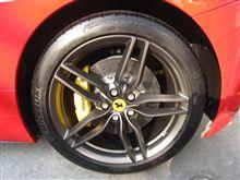 458イタリアフェラーリ(純正) GENUINパーツの単体画像