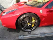 458イタリアフェラーリ(純正) GENUINパーツの全体画像