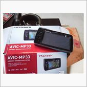 Pioneer カロッツェリア AVIC-MP33