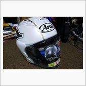Arai SZ-Ram4 CAFE RACER