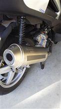 AD250LeoVince Scoot-4Road(改)の単体画像