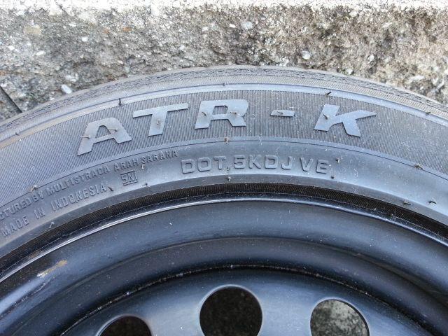 ATR RADIAL Economist ATR-K 165/55R14