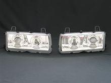 B3 3.0/1HELLA Bi-キセノンヘッドライト/4-ホワイトリングライト付の単体画像