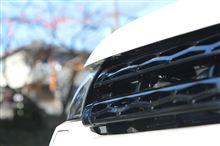 レンジローバーイヴォークLand Rover(純正) ダイナミック用フロントグリル(2012年モデル用)の単体画像