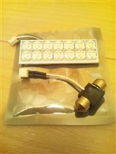 LEDルームランプセット スイフト11/21/71系専用設計(FLUX白)