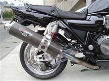 XJR1200Rモリワキ モリワキZEROの単体画像