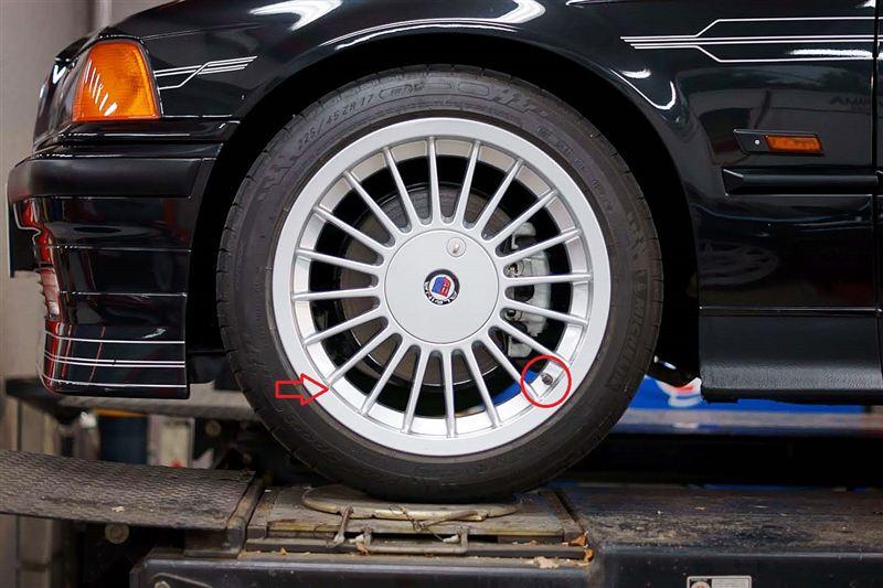 BMWアルピナ(純正) アルピナ・クラシック・ホイール