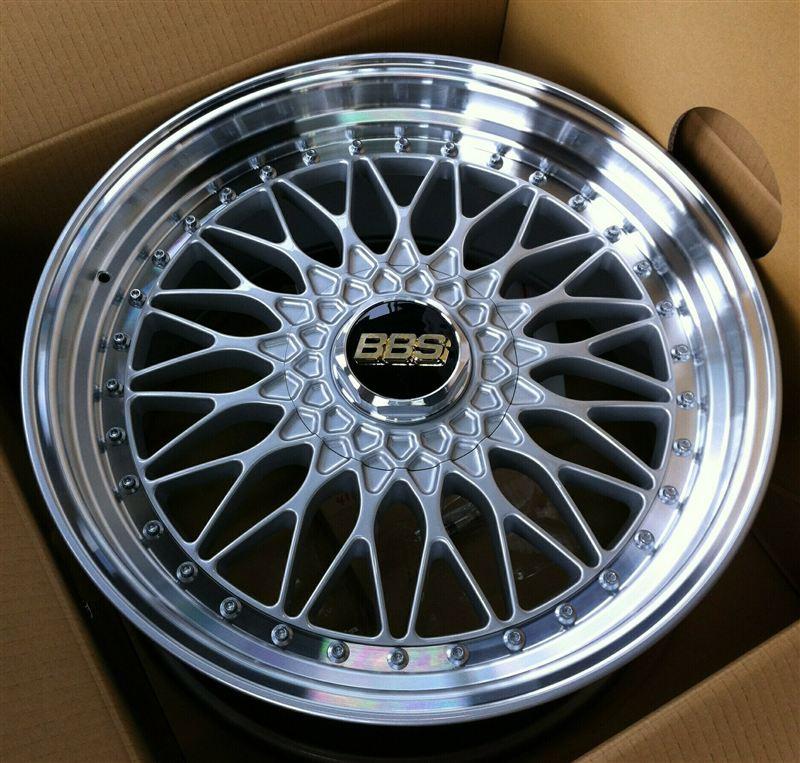 BBS SUPER-RS 19インチ 9.5J