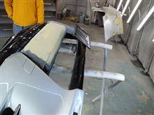 プリウス G'sトヨタG's フロントバンパーワンオフ加工の全体画像