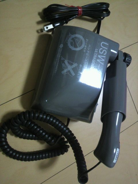 本多電子 超音波小型カッター USWー334