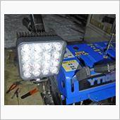 ノーブランド 48w LED 作業灯