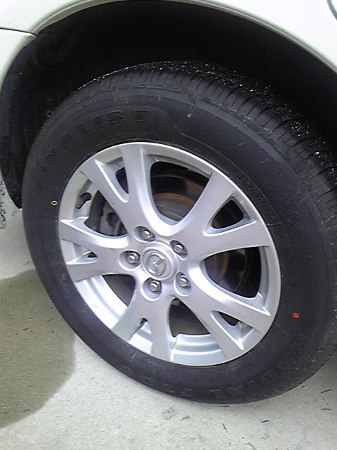 中国タイヤメーカー RADIAL F109 215/60R16 95H