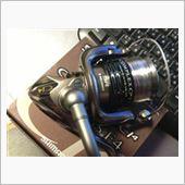 SHIMANO COMPLEX CI4 2500HGS F4