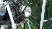 ビラーゴ250不明 4インチベーツライトの単体画像