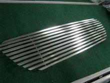 ワゴンRプラス社外品(メーカー不明) ビレッドグリル (ステンレスタイプ)の単体画像