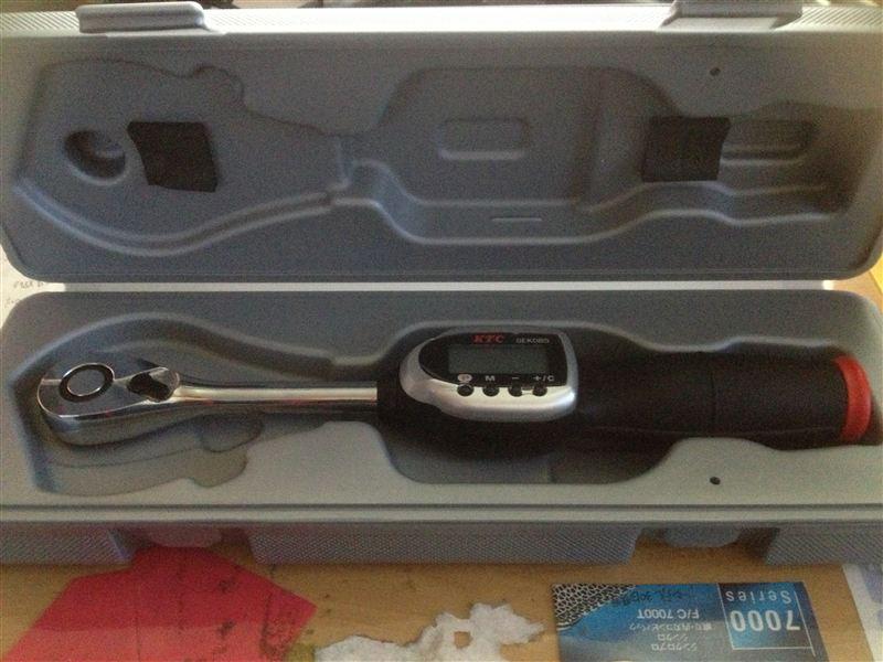 KTC / 京都機械工具 デジラチェ GEL085-R3
