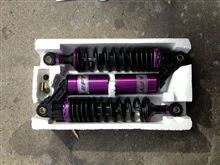 リトルカブYRF 窒素ガス封入式サス CB400流用の単体画像