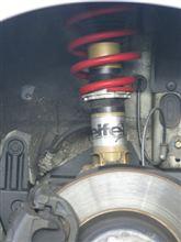 レガシィB4PROVA アイフェル アイフェルサスペンションキットの単体画像