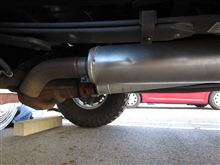 F150aFe aFe Exhaust 49-43037-B Cat-Back Ford F-150の単体画像
