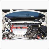 ㈱オクヤマ(CARBING) シビック TypeR(FD2) ストラットタワーバー フロント タイプI スチール製