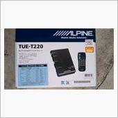 ALPINE TUE-T220 地上デジタル2chダイバーシティチューナー