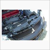 ㈱オクヤマ(CARBING) Evoワゴン(CT9W) ラジエタークーリングプレート カーボン製