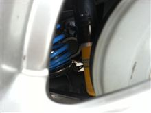 フォーツー クーペBILSTEIN 車高調KITの単体画像
