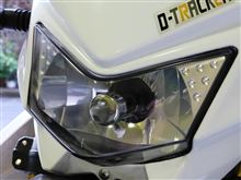 D-TRACKER125FINE PARTS JAPAN 25W HIDキット H4(H/L) 6000Kの単体画像