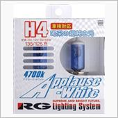 RACING GEAR SUPER HALOGEN BULB Appluse White
