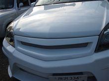 アストライベールデザイン社(葡) ASTRA H GTC BODY KIT VIRUSS STD Front Grillの単体画像