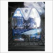 AXS CORPORATION H4バルブスーパーホワイト 4500K AS-972