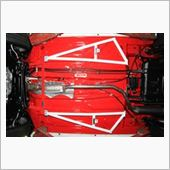 ㈱オクヤマ(CARBING) シビック TypeR(FD2) フロア サブフレーム